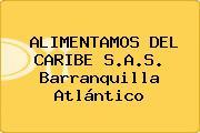 ALIMENTAMOS DEL CARIBE S.A.S. Barranquilla Atlántico