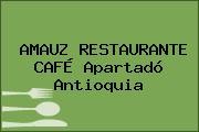AMAUZ RESTAURANTE CAFÉ Apartadó Antioquia