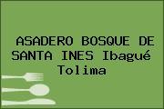 ASADERO BOSQUE DE SANTA INES Ibagué Tolima