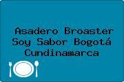 Asadero Broaster Soy Sabor Bogotá Cundinamarca