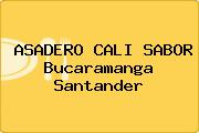 ASADERO CALI SABOR Bucaramanga Santander