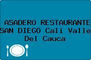 ASADERO RESTAURANTE SAN DIEGO Cali Valle Del Cauca