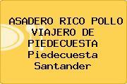 ASADERO RICO POLLO VIAJERO DE PIEDECUESTA Piedecuesta Santander