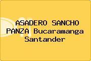 ASADERO SANCHO PANZA Bucaramanga Santander
