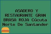 ASADERO Y RESTAURANTE GRAN BRASA ROJA Cúcuta Norte De Santander
