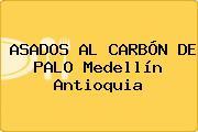 ASADOS AL CARBÓN DE PALO Medellín Antioquia