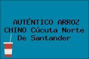 AUTÉNTICO ARROZ CHINO Cúcuta Norte De Santander