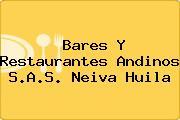 Bares Y Restaurantes Andinos S.A.S. Neiva Huila