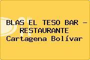 BLAS EL TESO BAR - RESTAURANTE Cartagena Bolívar