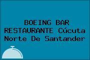 BOEING BAR RESTAURANTE Cúcuta Norte De Santander