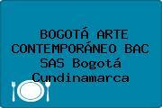 BOGOTÁ ARTE CONTEMPORÁNEO BAC SAS Bogotá Cundinamarca