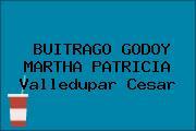 BUITRAGO GODOY MARTHA PATRICIA Valledupar Cesar