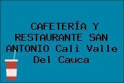 CAFETERÍA Y RESTAURANTE SAN ANTONIO Cali Valle Del Cauca