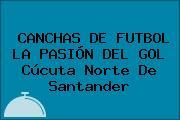 CANCHAS DE FUTBOL LA PASIÓN DEL GOL Cúcuta Norte De Santander