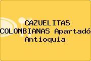 CAZUELITAS COLOMBIANAS Apartadó Antioquia