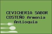 CEVICHERIA SABOR COSTEÑO Armenia Antioquia