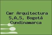 Cmr Arquitectura S.A.S. Bogotá Cundinamarca