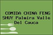 COMIDA CHINA FENG SHUY Palmira Valle Del Cauca