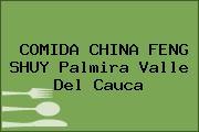 COMIDA CHINA FENG SHUY Palmira Valle Del Cauca