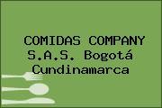 COMIDAS COMPANY S.A.S. Bogotá Cundinamarca