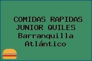 COMIDAS RAPIDAS JUNIOR QUILES Barranquilla Atlántico