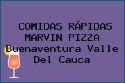 COMIDAS RÁPIDAS MARVIN PIZZA Buenaventura Valle Del Cauca