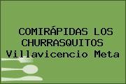 COMIRÁPIDAS LOS CHURRASQUITOS Villavicencio Meta