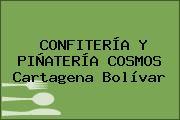 CONFITERÍA Y PIÑATERÍA COSMOS Cartagena Bolívar