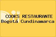 COOKS RESTAURANTE Bogotá Cundinamarca