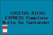 COSITAS RICAS EXPRESS Pamplona Norte De Santander