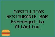 COSTILLITAS RESTAURANTE BAR Barranquilla Atlántico