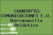 COUNTRYTEL COMUNICACIONES E.U. Barranquilla Atlántico