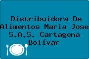 Distribuidora De Alimentos Maria Jose S.A.S. Cartagena Bolívar