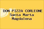 DON PIZZA CORLEONE Santa Marta Magdalena