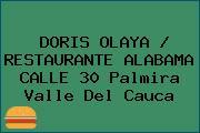 DORIS OLAYA / RESTAURANTE ALABAMA CALLE 30 Palmira Valle Del Cauca