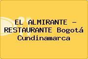 EL ALMIRANTE - RESTAURANTE Bogotá Cundinamarca
