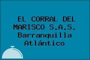 EL CORRAL DEL MARISCO S.A.S. Barranquilla Atlántico