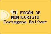 EL FOGÓN DE MONTECRISTO Cartagena Bolívar