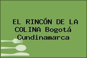 EL RINCÓN DE LA COLINA Bogotá Cundinamarca