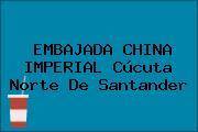 EMBAJADA CHINA IMPERIAL Cúcuta Norte De Santander