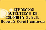 EMPANADAS AUTÉNTICAS DE COLOMBIA S.A.S. Bogotá Cundinamarca