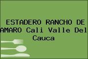 ESTADERO RANCHO DE AMARO Cali Valle Del Cauca