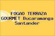 FOGAO TERRAZA GOURMET Bucaramanga Santander