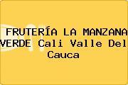 FRUTERÍA LA MANZANA VERDE Cali Valle Del Cauca