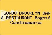 GORDO BROOKLYN BAR & RESTAURANT Bogotá Cundinamarca