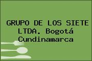 GRUPO DE LOS SIETE LTDA. Bogotá Cundinamarca
