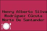 Henry Alberto Silva Rodríguez Cúcuta Norte De Santander