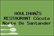 HOULIHAN®S RESTAURANT Cúcuta Norte De Santander