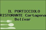IL PORTICCIOLO RISTORANTE Cartagena Bolívar