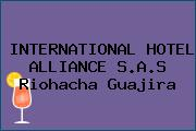 INTERNATIONAL HOTEL ALLIANCE S.A.S Riohacha Guajira